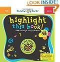 Chicken Socks Highlight this Book Activity Book