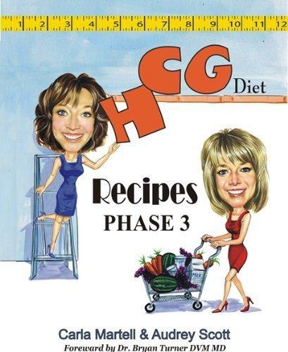 HCG Diet Recipes for PHASE 3
