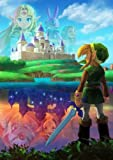 The Legend Of Zelda A Link Between Worlds Poster