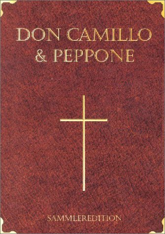 Don Camillo & Peppone - Sammleredition [5 DVDs] [Collector's Edition]