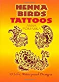 Anna Pomaska Henna Birds Tattoos (Dover Tattoos)
