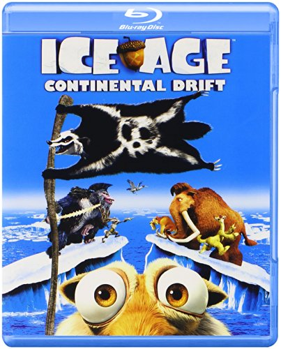 Blu-ray : Ice Age: Continental Drift (With DVD, Widescreen, Digital Theater System, AC-3, Dolby)