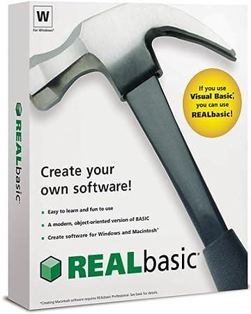 REALbasic 5.5