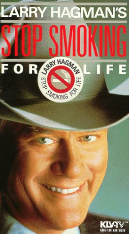 Larry Hagman's Stop Smoking for Life [VHS]