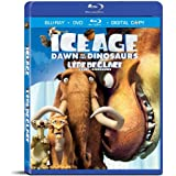 Ice Age: Dawn of the Dinosaurs (Blu-ray/DVD Combo, Bilingual)by Ray Romano