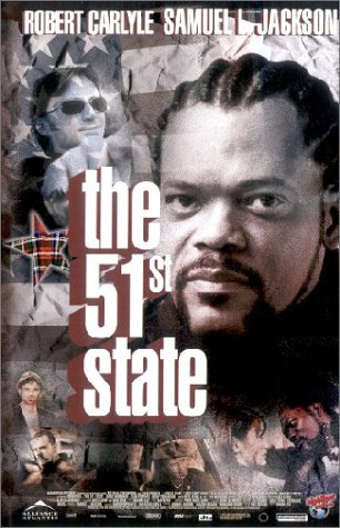 The 51st State [VHS]
