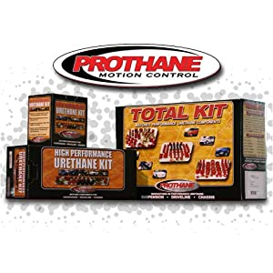 Prothane 7-2021 Red Total Kit