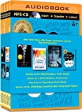 img - for John Green Audiobook Collection on MP3-CD: Looking for Alaska, An Abundance of Katherines, Paper Towns, The Fault in Our Stars book / textbook / text book