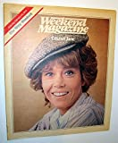 img - for Weekend Magazine, February 24, 1979 (Canadian Newspaper Supplement) - Jan Fonda Cover Photo book / textbook / text book