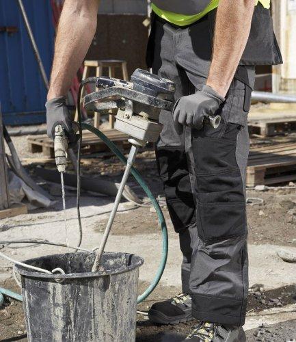ProJob 5513 Work Trousers COLOUR Grey SIZE 38/L