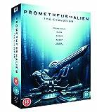 Prometheus to Alien: The Evolution Box Set (9-Disc Set) [Blu-ray] [1979]