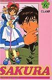 echange, troc Clamp - Sakura, tome 6