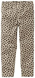Carter\'s Baby Girls\' Print Jeggings (Baby) - Animals - 18 Months