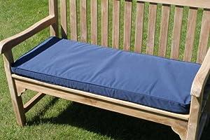 mobilier de jardin coussin pour banc de jardin 2 places. Black Bedroom Furniture Sets. Home Design Ideas
