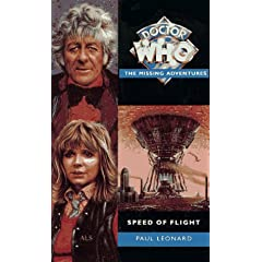 Speed of Flight (Doctor Who) by Paul Leonard