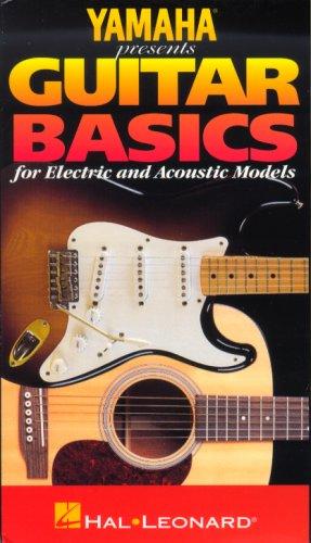 Yamaha Instructional Guitar Video (Yamaha Electronics Corporation compare prices)
