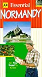 AAA Essential Guide: Normandy (AA World Travel Guides) (0749519215) by AAA