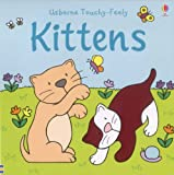 Fiona Watt The Usborne Big Touchy Feely Book of Kittens (Touchy-Feely Board Books)