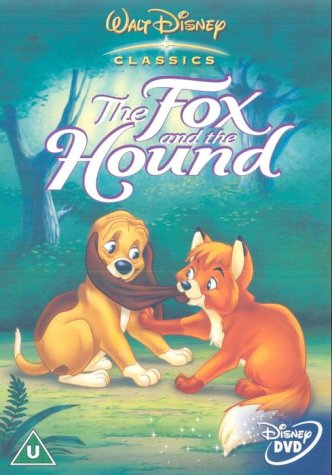 The Fox And The Hound [DVD] [1981]