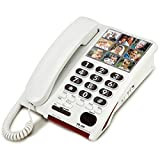 Serene Innovations HD-30P High Definition Amplified Photo Phone