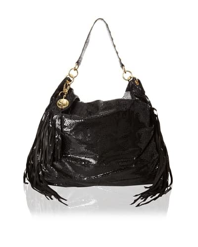 Stella & Jamie  Women's Ada Fringed Shoulder Bag