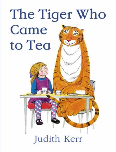 The Tiger Who Cameto Tea
