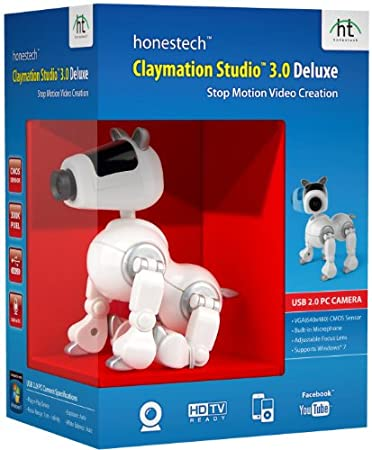 Claymation Studio 3.0 Deluxe (PC)