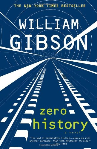 pattern recognition a postmodern novel