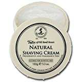 Taylor of Old Bond Street 150g Natural Shaving Cream Bowl