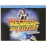 Regreso Al Futuro (Trilogía Metal) [Blu-ray]