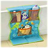 Fisher-Price Precious Planet Bath Kneeling Pad with Organizer