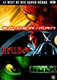 echange, troc Best Of Superheroes : Spider-Man / Hellboy / Hulk