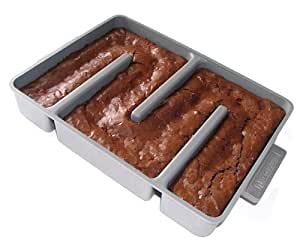 Bakers Edge Brownie Pan - Edge