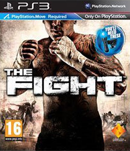 The Fight: Lights Out - Move Compatible (PS3)