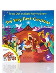 The Very First Nativity Book