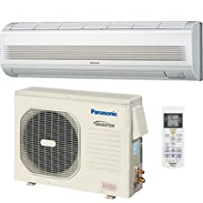 E24NKUA Heat Pump Wall Mounted Ductless Mini Split System - 24,200 BT