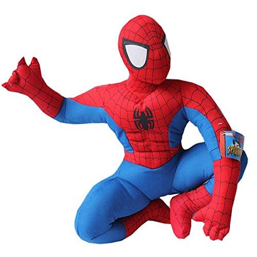 "Ultimate Spiderman 9"" Plush - 1"