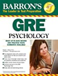 Barron's GRE Psychology, 7th Edition