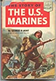 img - for The Story of the U.S. Marines (Landmark Books, 14) book / textbook / text book