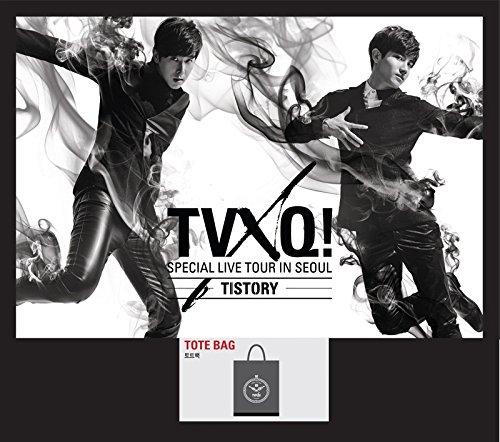 Dong Bang Shin Ki Special Live Tour in Seoul 'TISTORY' Goods - Tote Bag