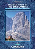 echange, troc Gillian Price - Shorter walks in the Dolomites