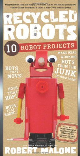 Recycled Robots: 10 Robot Projects