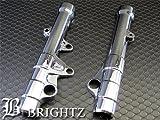 BRIGHTZ フォルツァ MF08 クロームメッキフロントフォークカバー フォルツア フオルツア フオルツァ フォルツァー フォルツアー フオルツアー フオルツァー 4270