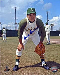 Dick Green (1970s Oakland Athletics Teams) Autographed  Original Signed 8x10 Photo... by Original Sports Autographs