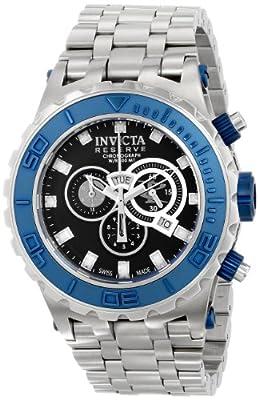 Invicta Men's 80630 Subaqua Analog Display Swiss Quartz Silver Watch