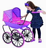 Hello Kitty Carriage Pram