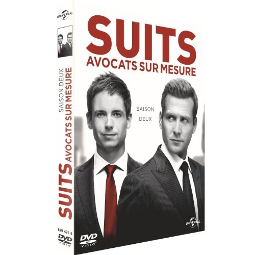 Suits, saison 2 [Francia] [DVD]