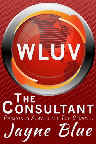 Jayne Blue - The Consultant (WLUV Book 1)