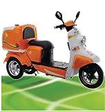 800W ElektroMobil DreiRad ElektroScooter Allen 2 bis 30km/h Picture