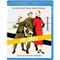Off Limits [Blu-ray]